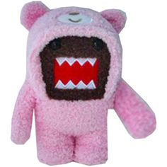Licensed 2 Play Domo Teddy Bear Plush Novelty Doll ** Click on the image for additional details. (This is an affiliate link) #StuffedAnimalsTeddyBears