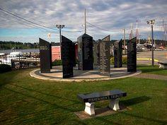 Fisherman's Tribute, Lunenburg Nova Scotia