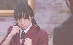 Mao Inoue.Jun Matsumoto fav moment