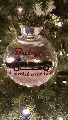 Hey, I found this really awesome Etsy listing at https://www.etsy.com/listing/575176885/supernatural-baby-its-cold-ornament