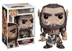Funko POP Movies: Warcraft - Durotan Action Figure $3.79 (Was $9) - http://www.swaggrabber.com/?p=320183