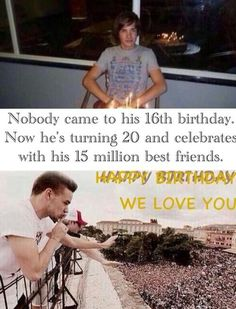 Your all grown up Liam :') Happy Birthday Daddy Directioner!!♡♥