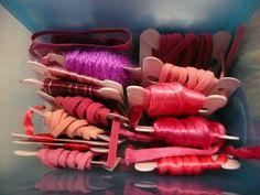 Ribbons ribbons...