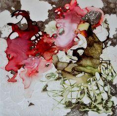 Painting by Lisa Kellner