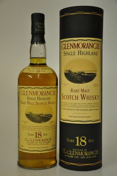 Glenmorangie 18yr old