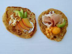 Helppo pannuleipänen eli trendikäs flatbread - Starbox Tacos, Eggs, Breakfast, Health, Ethnic Recipes, Food, Morning Coffee, Health Care, Eten