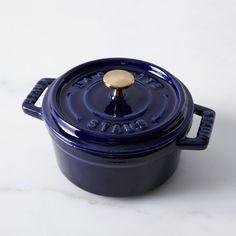 Teeny tiny cookware.