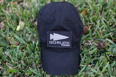 huge discount e3833 dd6df Ripstop Cotton Full Panel TAC Hat (Black) - GORUCK Cotton Fabric, Baseball  Hats