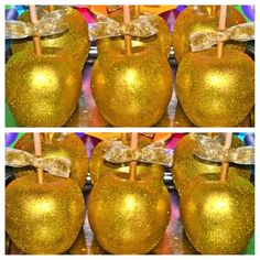"""""""OH MY SWEETNESS"""" edible candied apples!"""