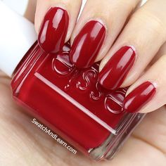 Essie Shall We Chalet? (Winter 2015 Collection) - See a review with more swatches on SwatchAndLearn.com.