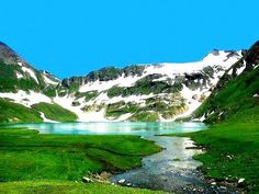 Dudipatsar Lake Pakistan