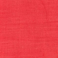 Italy Red 2 - 100% Linen 3.5 Oz (Light/Medium Weight | 56 Inch Wide | Extra Soft) Tangerine Color, Diy Sewing Projects, Linen Fabric, Red Color, Store Online, Italy, Medium, Coral, Orange