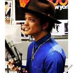 Bruno in blue.Need More blue