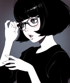 kuvshinov-ilya: Illustration for this summer's... - 悪魔の女神