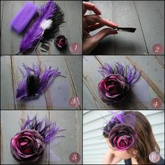 Clothes Refashion : DIY Derby Fascinator