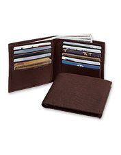 Made in USA | Organize your credentials with our men's leather wallets. Made in USA.