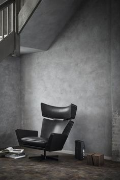 """""""The Ox"""" from the great Danish designer, Arne Jacobsen, have been relaunched by Fritz Hansen."""