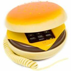 Cheeseburger Telephone