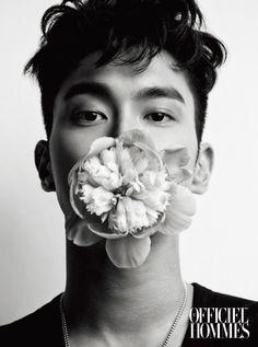 Siwon - L'Officiel Hommes Magazine July Issue '15