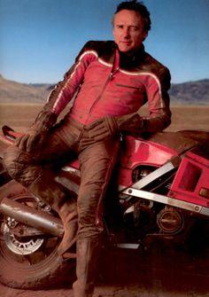 Dennis Hopper by Annie Leibovitz