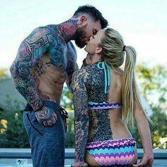 ~~Tattoos=Alex Turner and wife