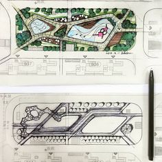 more.. . Bs #Environmental #Design #Group #LandscapeArchitecture & #Associates #sketch #drawing #plan #note #conceptplan