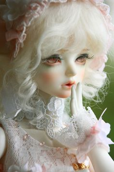 My inner world Pretty Dolls, Beautiful Dolls, Gothic Dolls, Anime Dolls, Living Dolls, Doll Repaint, Monster High Dolls, White Aesthetic, Custom Dolls