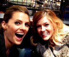Beckett and Jenny