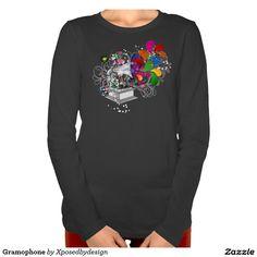 Gramophone Tee Shirts