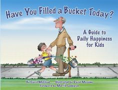 Bucket fillers - positive reinforcement used at the elementary school here, and we're going to use at home for the boys :) This website lists a few books and other good resources. There is so much information out there on so many sites about this!
