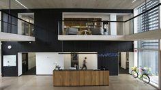 Skanska green office Helsingborg 03 ARCHITECTURE FIRM OFFICES! Skanska green office, Helsingborg   Sweden