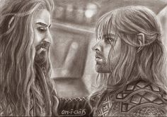 We Are Sons Of Durin by Mitheriel.deviantart.com on @DeviantArt