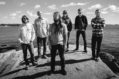 NEWS: The heavy metal band, Kvelertak, has announced a North American tour, for April and May. Torche and Wild Throne will be joining the tour, as support. Details at http://digtb.us/1PV3dbJ