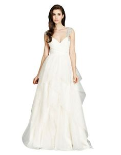 Brands | Wedding Gowns | Hayley Paige - Carrie A-line gown | Hudson's Bay