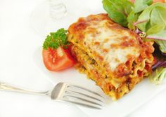 The Kitchen Diva's De'liteful Vegetarian Lasagna