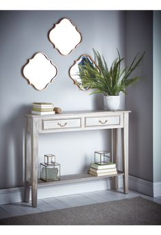 Kasbah Mirror - Bed & Bath - Indoor Living