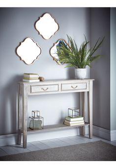 Kasbah Mirror - Bed & Bath - Indoor Living