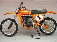 Harley Davidson 250 Mx
