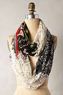 Anthropologie - Valdivia Infinity Scarf