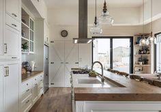 Kitchen Island, Loft, House Design, Home Decor, House, Island Kitchen, Decoration Home, Room Decor, Lofts