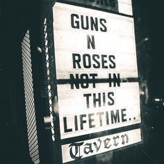 Guns N' Roses - Not In This Lifetime Tour - 06/22/2017 in Hanover (Messegelände) (Support: Killing Joke, Phil Campbell & The Bastard Sons)