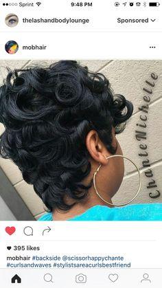 #mobhair#curls