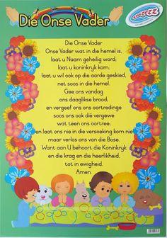 Grade R Worksheets, Preschool Worksheets, Preschool Learning, Alphabet Writing Practice, Alphabet For Kids, Frog Nursery, Afrikaans Language, Teaching Time, Bible Lessons For Kids