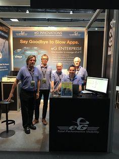 eG Innovations team at VMworld 2016 Europe