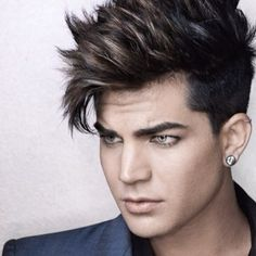 adam lambert.  fierce. my favorite singer