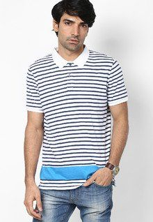 Stylish, Latest Fasionable & Well Designed Calvin Klein Jeans White Polo T Shirt men features product specifications, reviews, ratings, images, price chart and more to assist the user