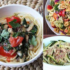 14 Crowd-Pleasing Vegan Pasta Recipes   POPSUGAR Fitness