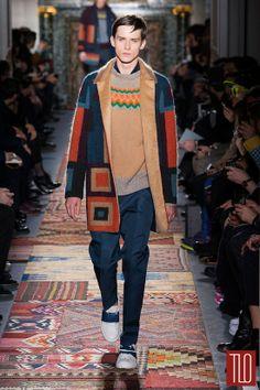 colors - Valentino Fall 2014 Menswear Collection | Tom & Lorenzo Fabulous & Opinionated