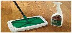 THE BEST LAMINATE AND HARDWOOD CLEANER ON THE MARKET - BUY IT FROM US FLOORING PLUS ANYTIME