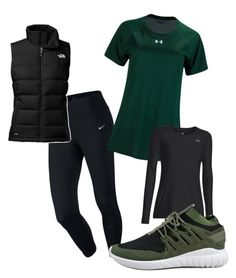 Designer Clothes, Shoes & Bags for Women Under Armour, The North Face, Adidas, Shoe Bag, Nike, Polyvore, Stuff To Buy, Shopping, Collection
